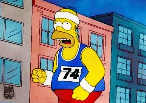 homer-running